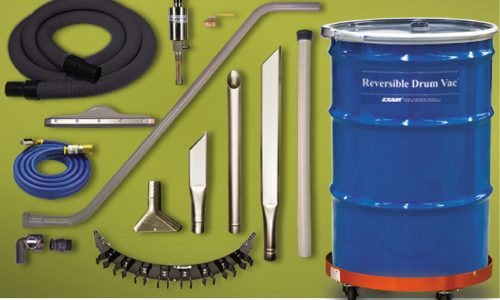 Sistema reversible Drum Vac